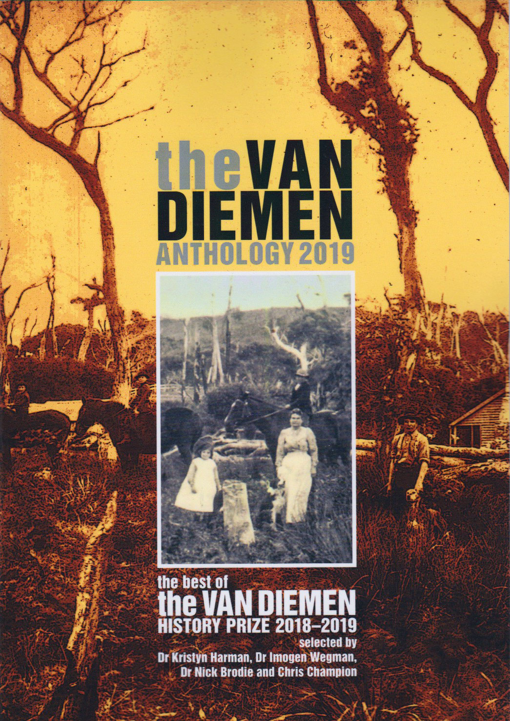 Van Diemen Anthology, 2019