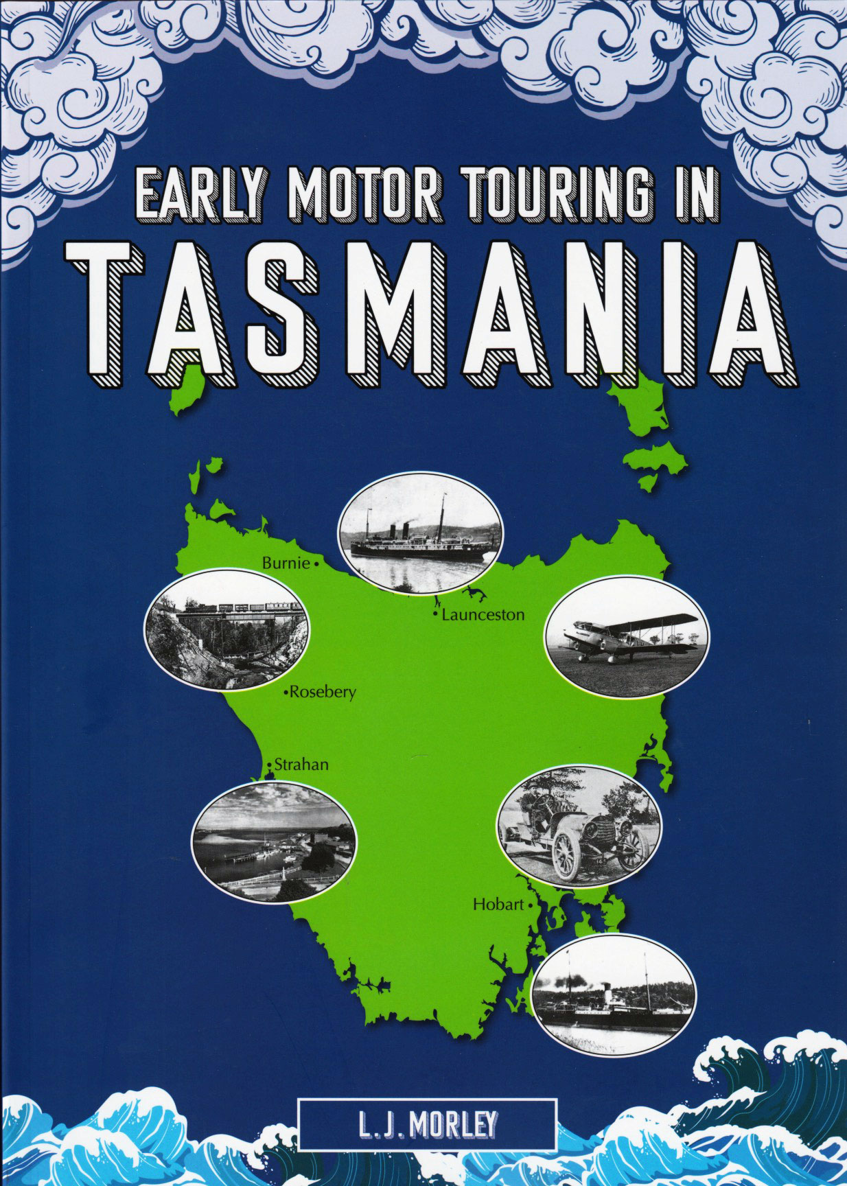 Early Motoring in Tasmania
